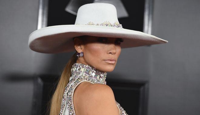 Η Τζένιφερ Λόπεζ στα Grammy ,2019