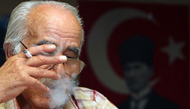 Η Τουρκία απαγόρευσε το κάπνισμα σε πολυσύχναστους δημόσιους χώρους