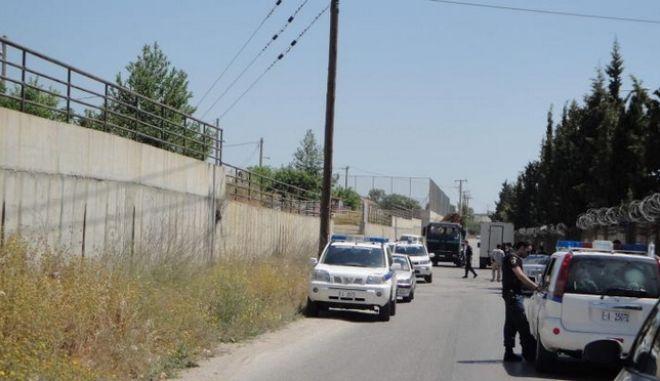 Αστυνομική επιχείρηση στο Μενίδι: Χασισοφυτείες και 26 συλλήψεις