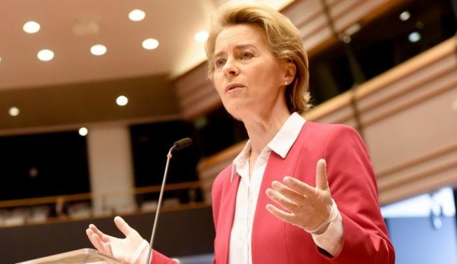 Έκτακτη συνεδρίαση στο Ευρωπαϊκό Κοινοβούλιο για την πανδημία του κορονοϊού