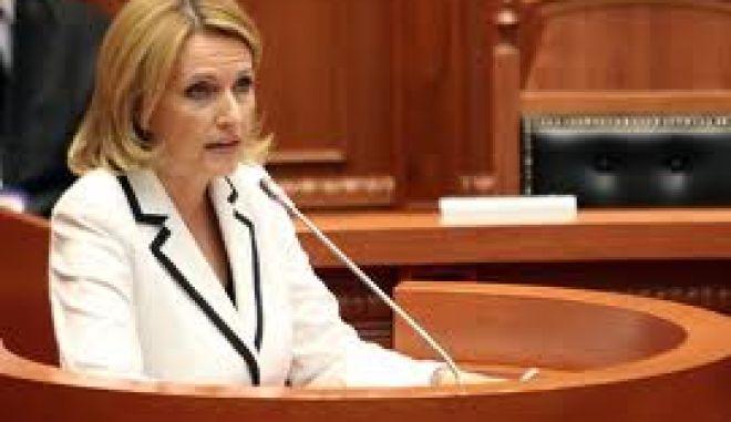 Διήμερη επίσκεψη της υπουργού Άμυνας της Αλβανίας στην Αθήνα