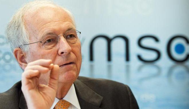 Ίσινγκερ: Με ένα Grexit θα χαίρονταν η Wall Street, το City του Λονδίνου και η Μόσχα