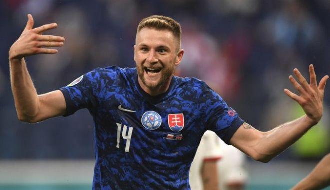 Euro 2020: Η Σλοβακία πέταξε, η Πολωνία αυτοκτόνησε