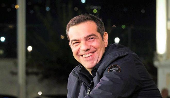 Ο πρόεδρος του ΣΥΡΙΖΑ - Φωτογραφία αρχείου