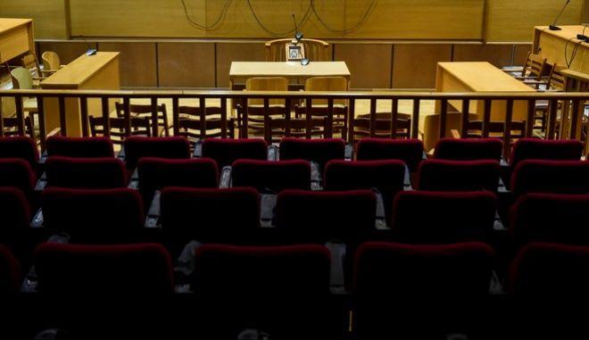 Αίθουσα Εφετείου (φωτογραφία αρχείου)