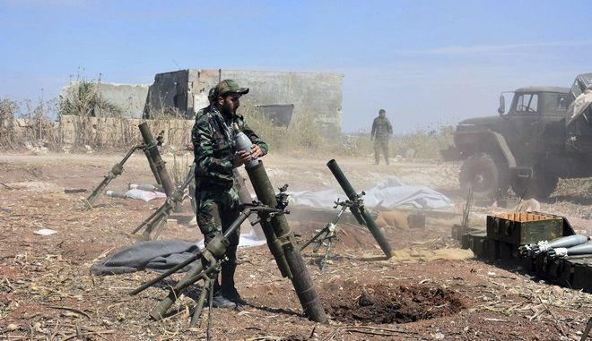 Δυνάμεις του συριακού στρατού