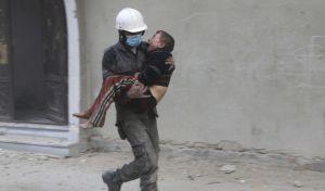 Αιματοκύλισμα δίχως τέλος στη Συρία - Ξεπέρασαν τους 500 οι νεκροί στη Γούτα