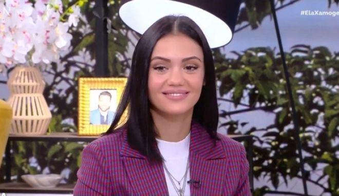"""Η Άννα Αμανατίδου στην εκπομπή """"Έλα Χαμογέλα"""""""