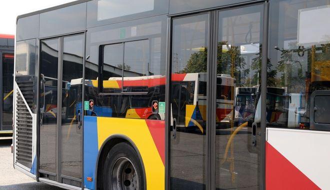 Λεωφορείο του ΟΑΣΘ, Φωτογραφία Αρχείου