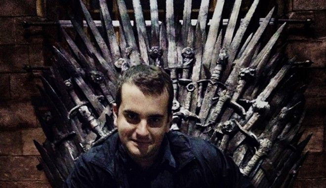 Game of Thrones: Ο Έλληνας που δουλεύει για τον Σιδερένιο Θρόνο