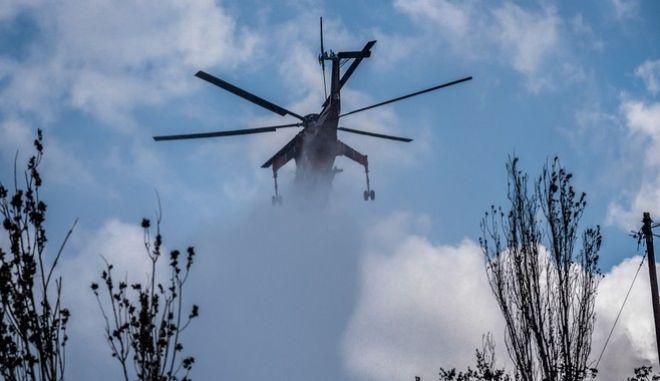Κατάσβεση πυρκαγιάς, φωτογραφία αρχείου