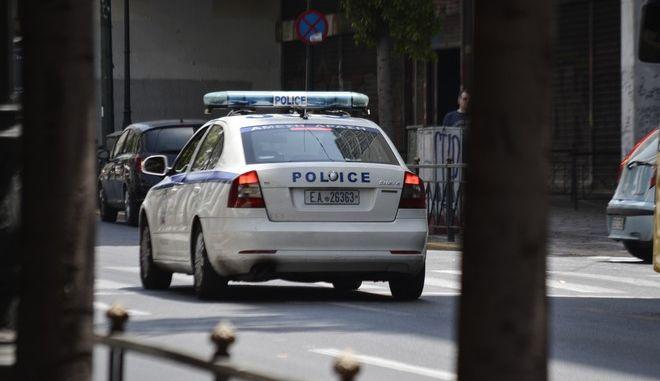Αυτοκίνητο της Αστυνιμίας(EUROKINISSI/ΛΥΔΙΑ ΣΙΩΡΗ)