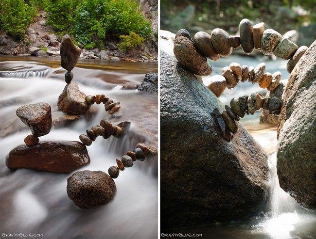 Εντυπωσιακές φωτογραφίες: Οι πέτρες που αψηφούν τους νόμους της φυσικής