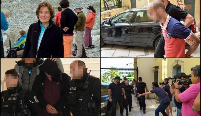 Ρεκόρ εγκλημάτων στην Κρήτη: Από τη δολοφονία της Suzanne Eaton στην αδερφοκτονία του Ρεθύμνου