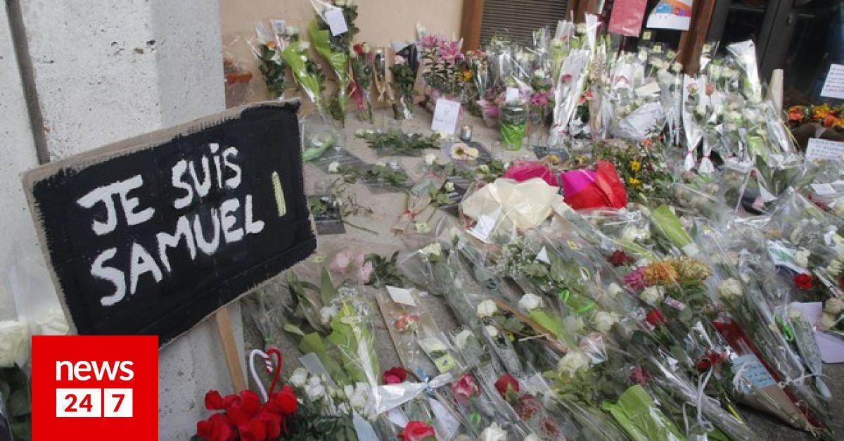 Παρίσι: Ο 18χρονος δράστης ζήτησε από μαθητές να του δείξουν τον καθηγητή πριν τον αποκεφαλίσει – Κόσμος