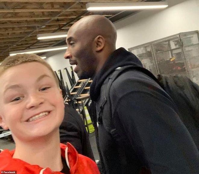 Ο 13χρονος Brady Smigiel και ο Κόμπι Μπράιαντ;
