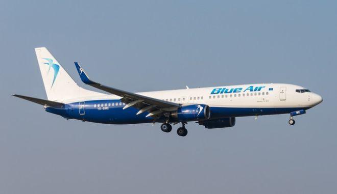 Αεροσκάφος της Blue Air