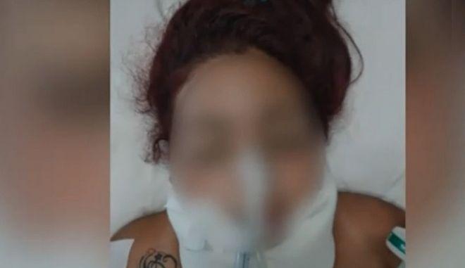 Η κοπέλα που έπεσε θύμα βιασμού στο Ζεφύρι ταλαιπωρημένη και σε καταστολή στο νοσοκομείο