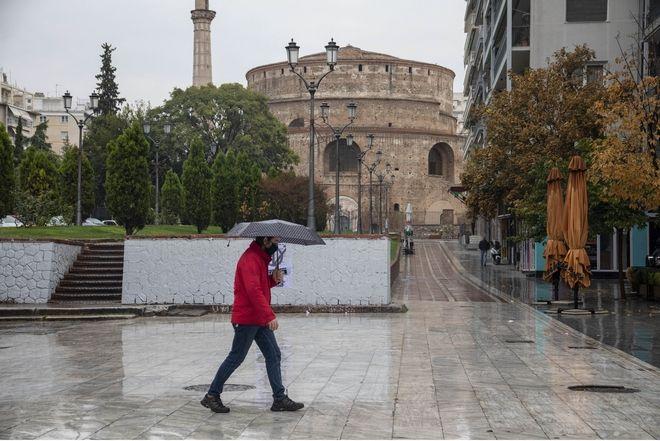 Θεσσαλονίκη άδεια πόλη: Πρώτη μέρα εφαρμογής του τοπικού lockdown