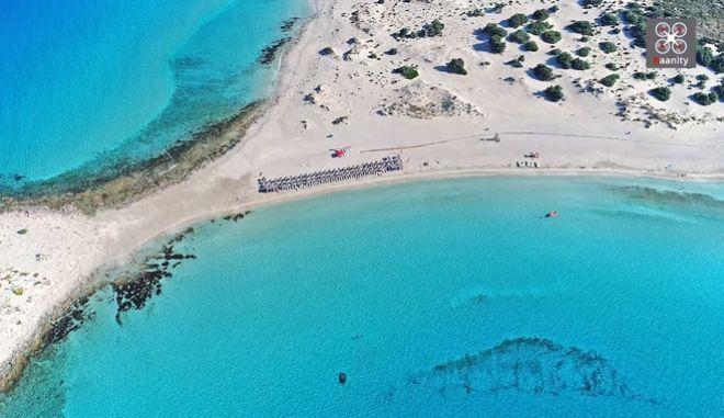 Η Πελοπόννησος μας πάει... Μπαχάμες: Ο Σίμος στην Ελαφόνησο όπως δεν τον έχεις ξαναδεί