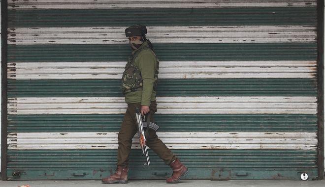Αστυνομικός στην Ινδία