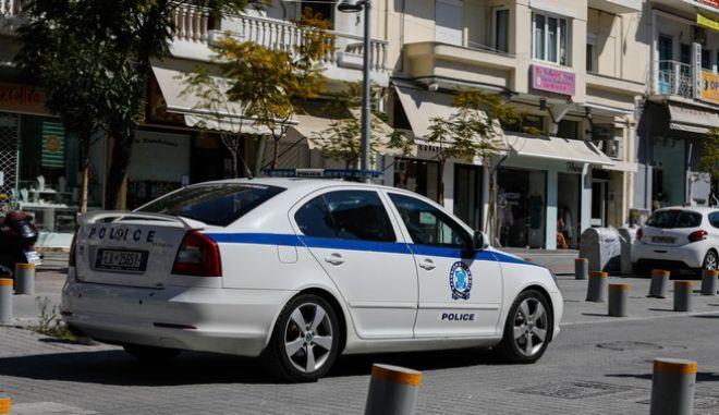 Περιπολικό της Ελληνικής Αστυνομίας. Φωτο αρχείου.