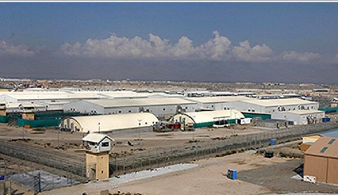 Απελευθέρωση 65 κρατουμένων από τη φυλακή του Μπαγκράμ