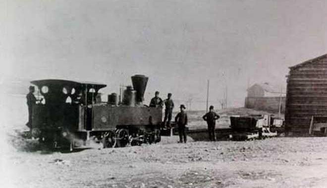 17 Φεβρουαρίου 1869: Ενάμισης αιώνας από το δοκιμαστικό δρομολόγιο του σιδηρόδρομου Πειραιά- Κηφισιάς