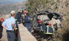 Τροχαίο δυστύχημα στην Εγνατία Οδό - Έξι νεκροί