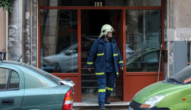 Ηλικιωμένος άντρας εντοπίστηκε νεκρός ύστερα από πυρκαγιά σε διαμέρισμα της Καλλιθέας.