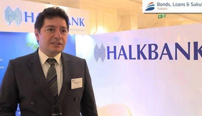 Ο Τούρκος τραπεζίτης Χακάν Ατίλα