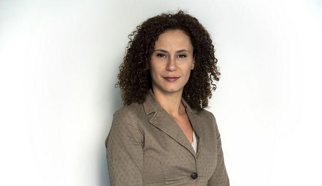Η Βίκυ Σαμαρά Υπεύθυνη ρεπορτάζ της Νέας Δημοκρατίας στο News 24/7