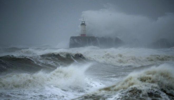 Η καταιγίδα Κιάρα