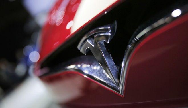 Το σήμα της Tesla
