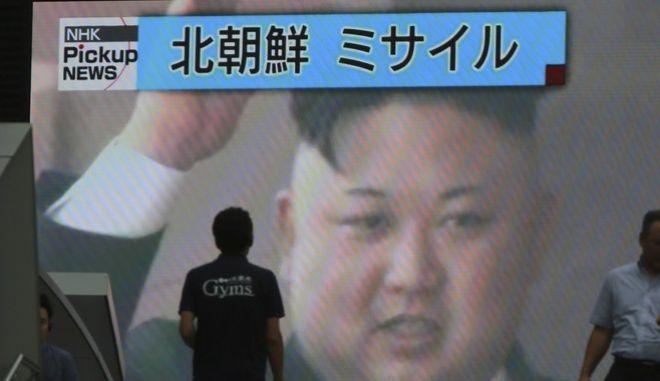 Η Βόρεια Κορέα δοκιμάζει πυραύλους και την ψυχραιμία του πλανήτη