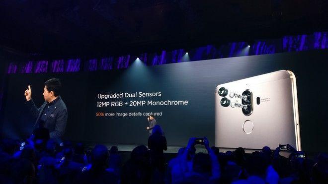 To νέο κορυφαίο smartphone της Huawei έχει και την υπογραφή της Porsche