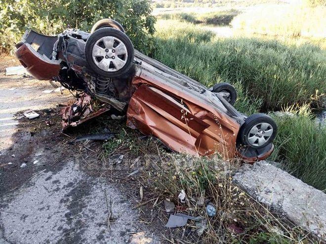 Τραγωδία στην Εύβοια: Σκοτώθηκε 23χρονος σε τροχαίο