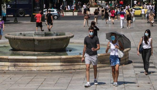 Κορονοϊός - διασπορά: Παραμένουν ψηλά Αττική, Θεσσαλονίκη και Ηράκλειο