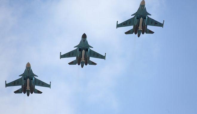 Ρωσικά Su-34