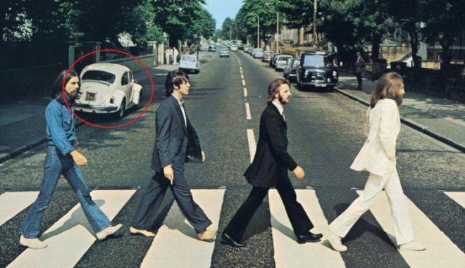 Μηχανή του Χρόνου: Η ιστορία του σκαραβαίου στο εξώφυλλο των Beatles