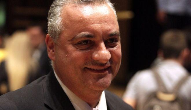 Ο επικεφαλής των ευρωβουλευτών της ΝΔ Μανώλης Κεφαλογιάννης