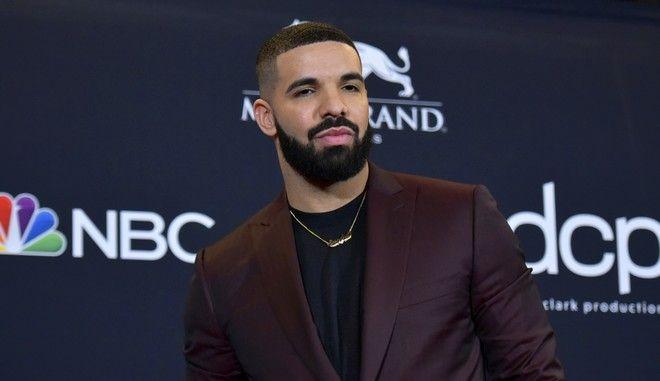 O ράπερ Drake