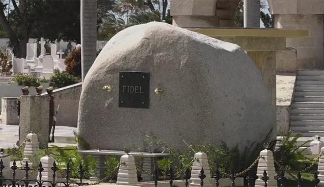 Οι προσκυνητές του Φιντέλ Κάστρο