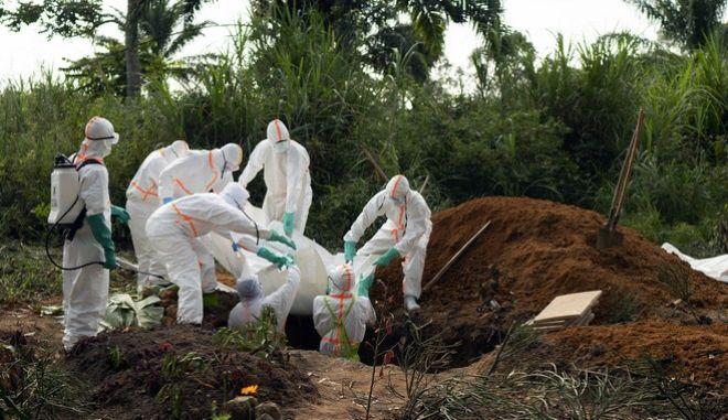 Θύμα από τον ιό του Έμπολα στη Λαϊκή Δημοκρατία του Κογκό