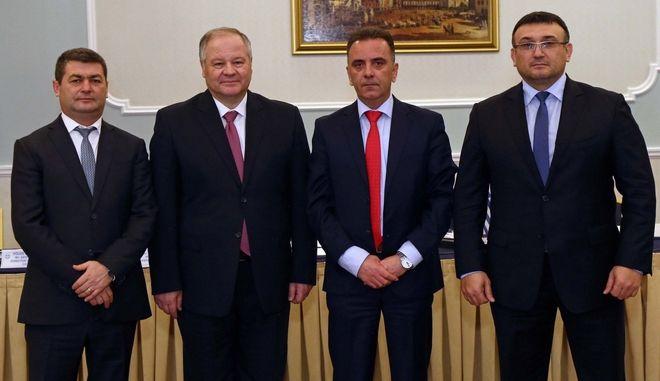 Στόχος της ΕΛ.ΑΣ. η ενδυνάμωση της αστυνομικής συνεργασίας στα Βαλκάνια