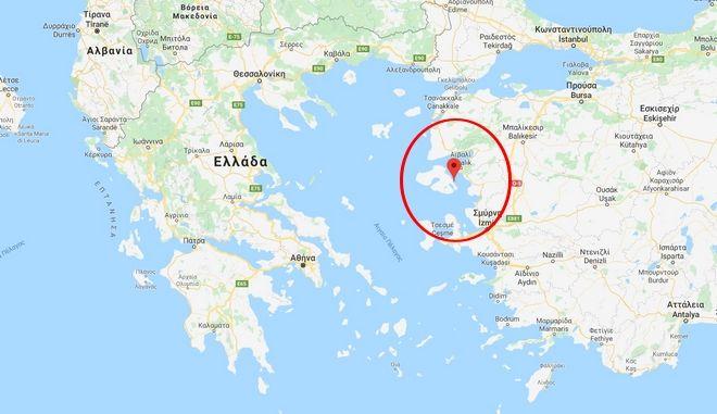 Σεισμός 4,2 Ρίχτερ κοντά στη Μυτιλήνη
