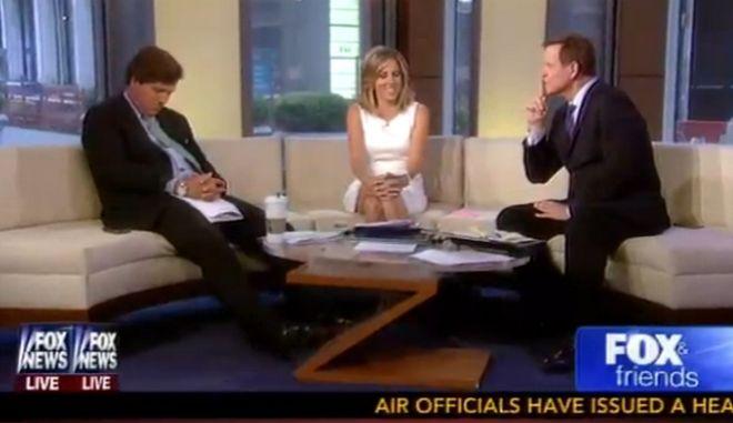 """Δημοσιογράφος αποκοιμήθηκε στον """"αέρα"""" του FOX NEWS"""