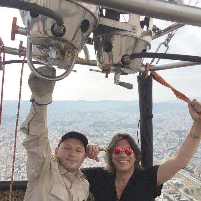 Ψινάκης: Στην ηλικία μου δεν σηκώνεται ούτε το αερόστατο