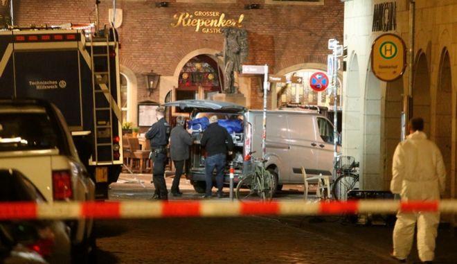 Μετά την δολοφονική επίθεση στο Μύνστερ