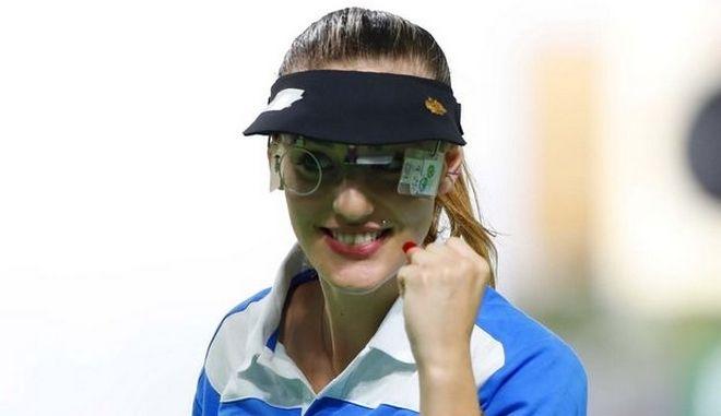 Πρωταθλήτρια κόσμου η Άννα Κορακάκη